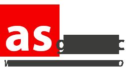 ASgraphic Antonio Sonnessa Logo